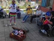 Circo e teatro sociale