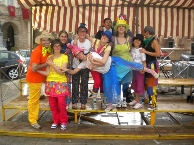 La Valigia delle meraviglie - Clownerì