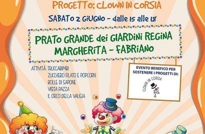 Merenda con i clown